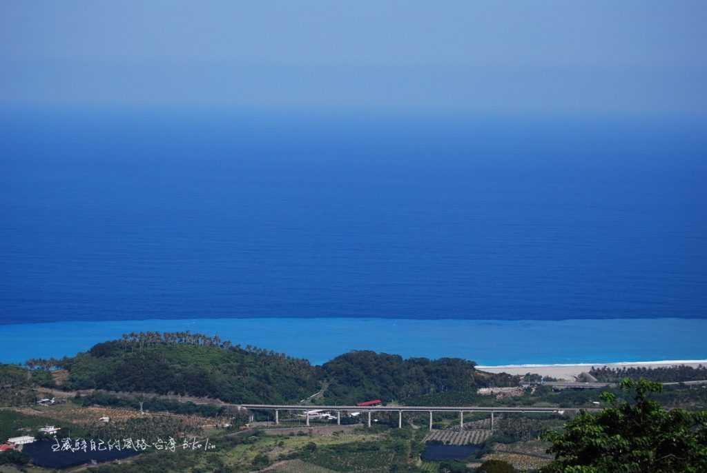 還給東台灣蔚藍本色