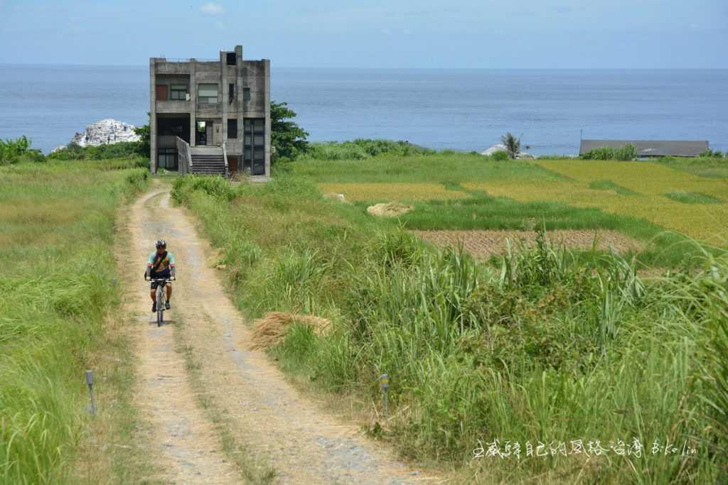 「緩慢尋路石梯灣118」米粑流海稻田