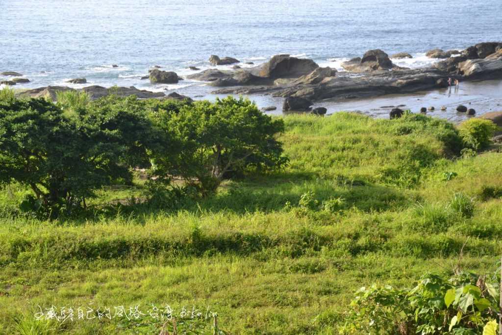 天然海景「項鍊海岸」