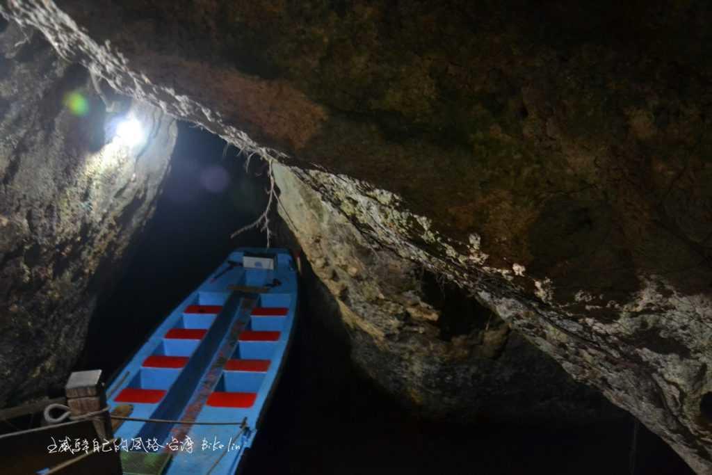 鐘乳石洞探險,恍如「印地安那瓊斯」法櫃奇兵