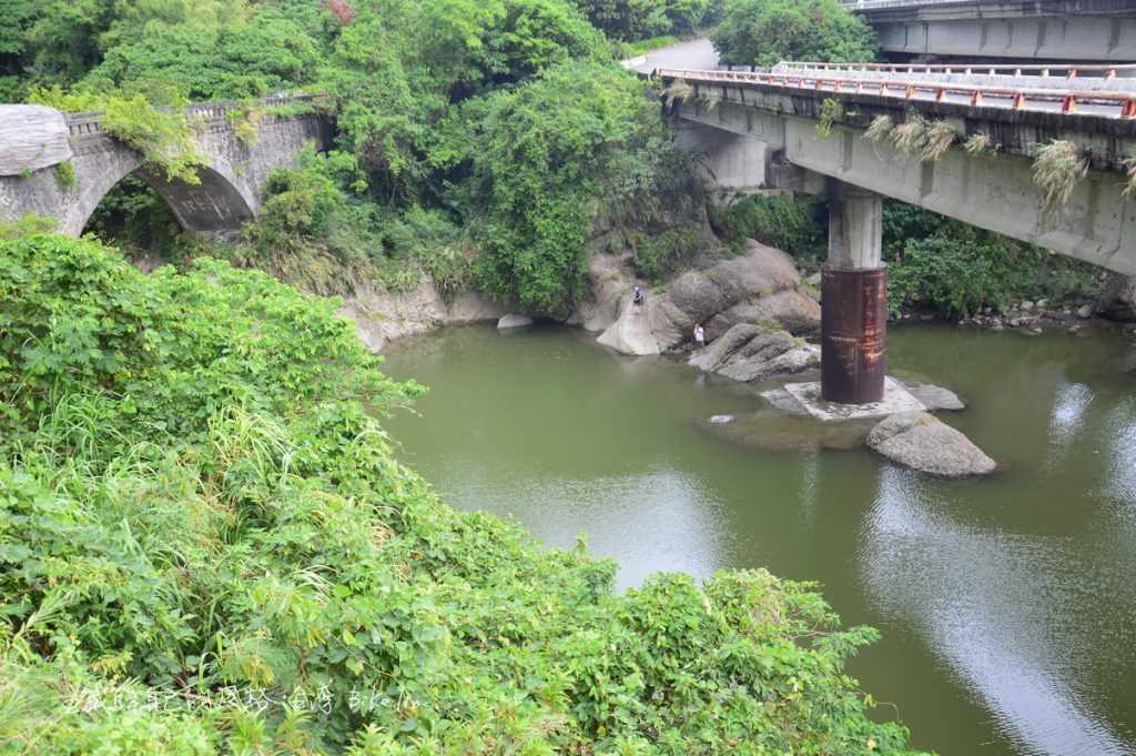 台灣唯一三座不同時期建的公路橋