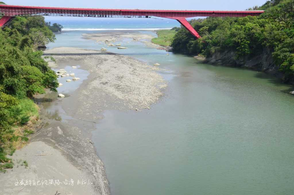 馬武窟溪出海口
