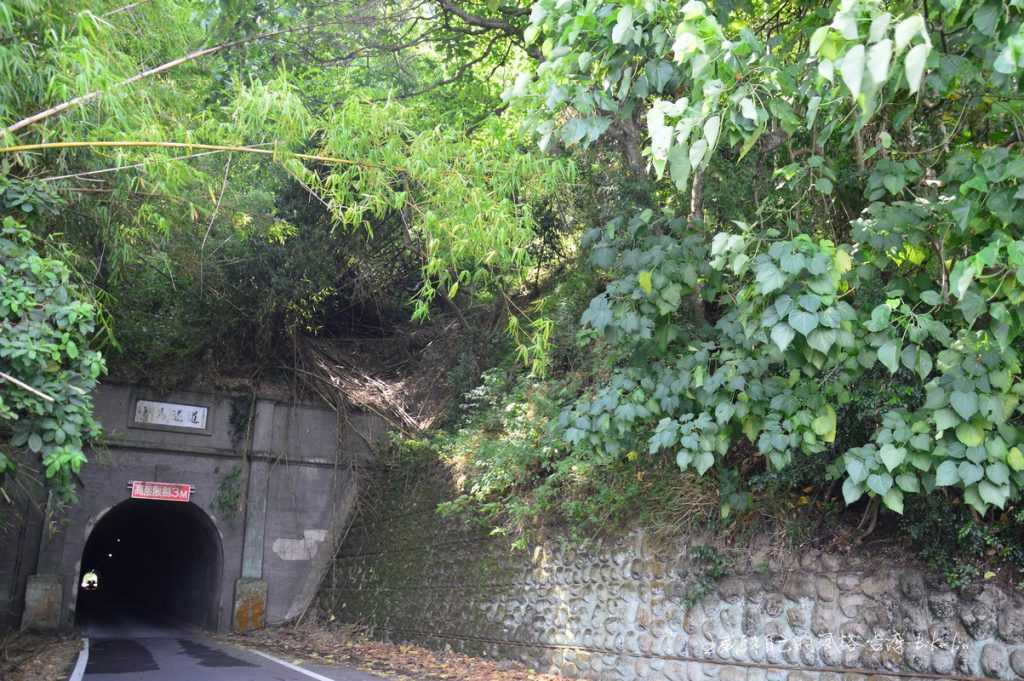 小馬埤圳暗渠,水文加持「麻荖漏」小馬隧道