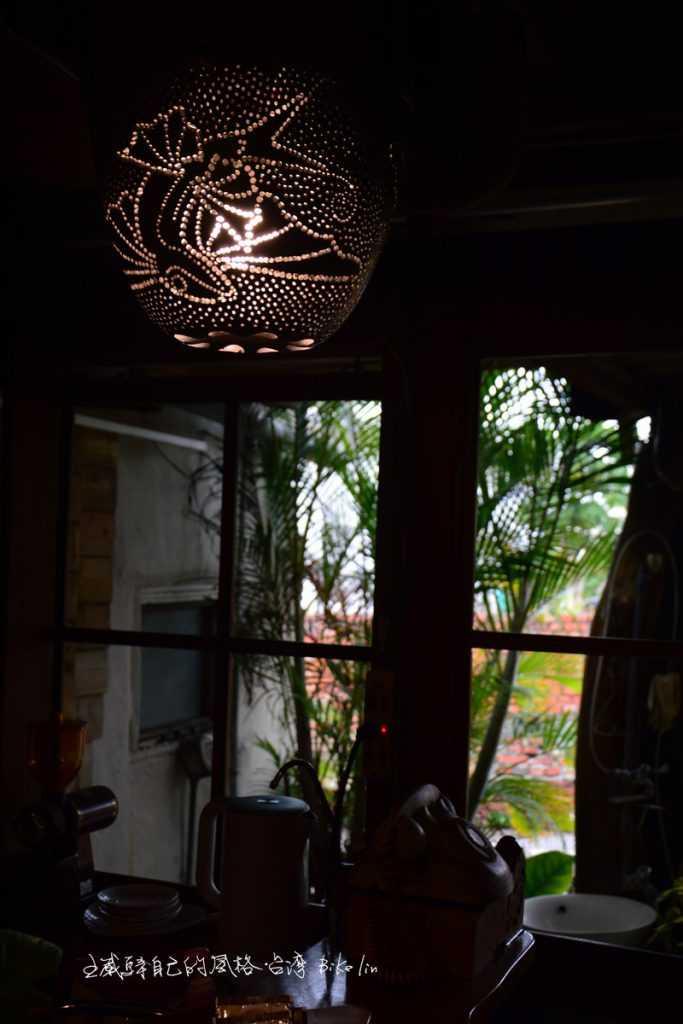 三仙台的浪民宿飛魚雕飾
