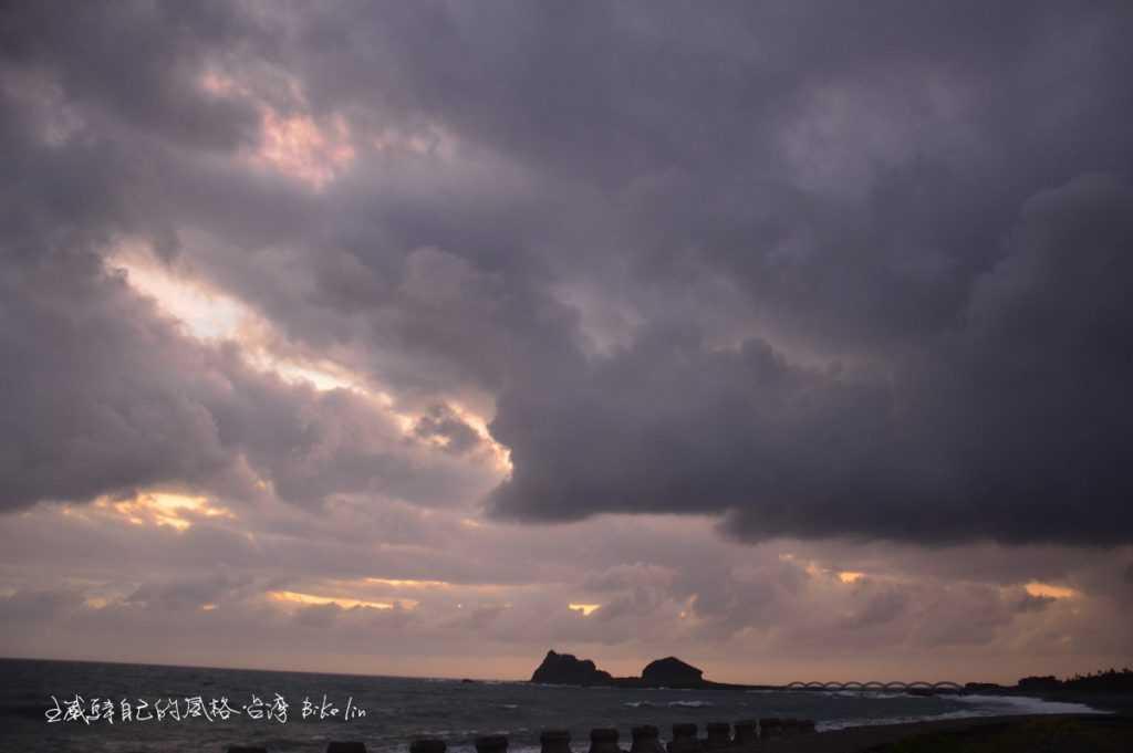 想像日出前三仙台