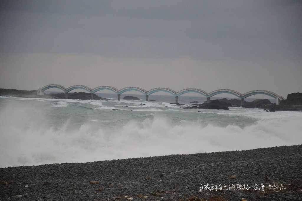 「三仙台的浪」鼓動日出