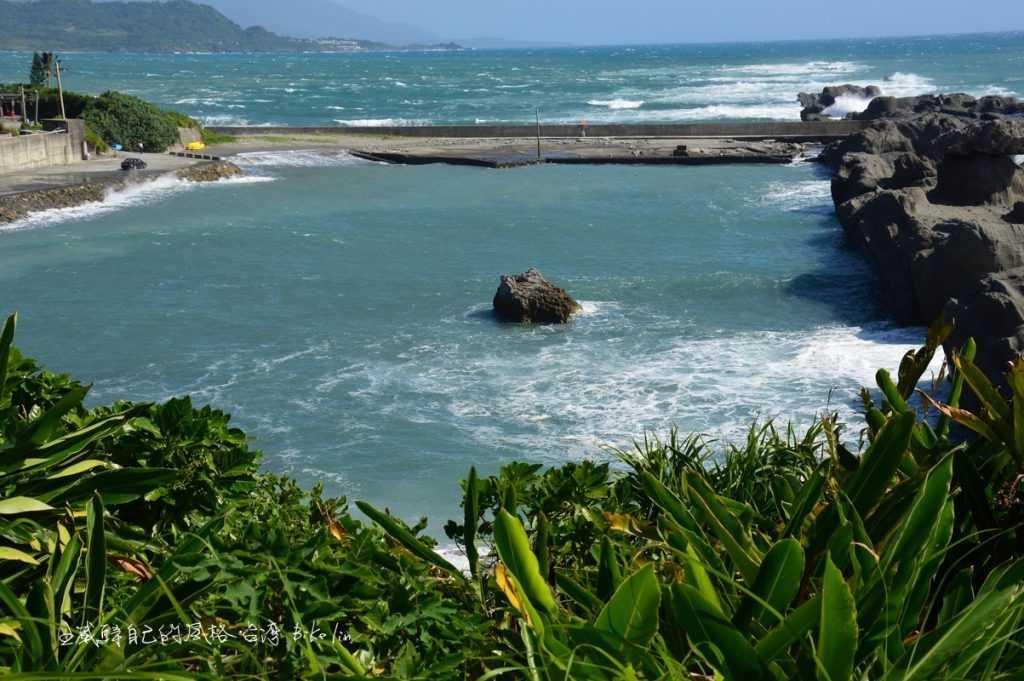 石雨傘漁港