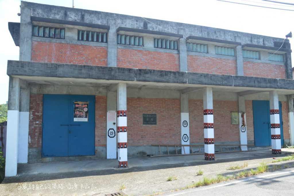台灣省政府糧食局舊址