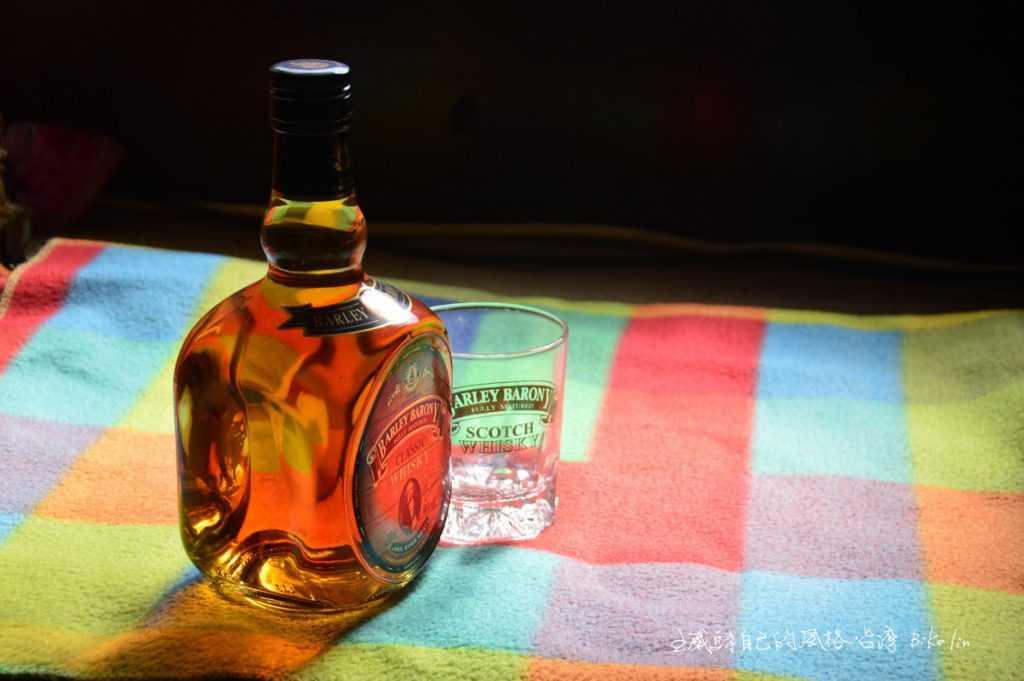 黑松公司代理貝里蘇格蘭威士忌Barley Barony scotch whisky廣告片