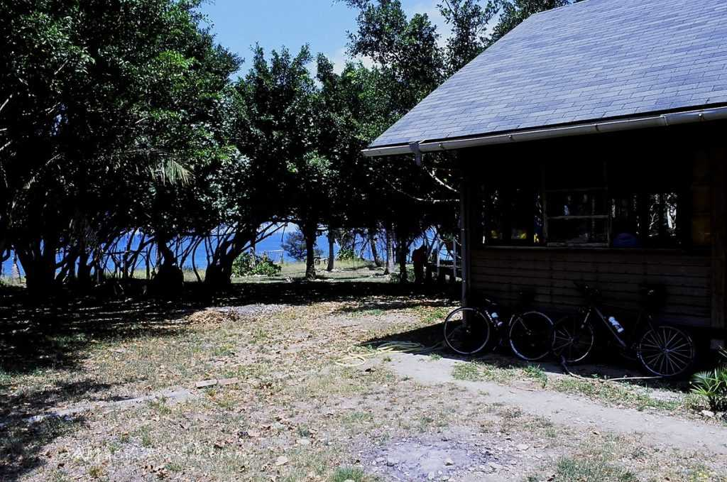 2007年騎車環島途經已易手換人「希臘左巴花園」