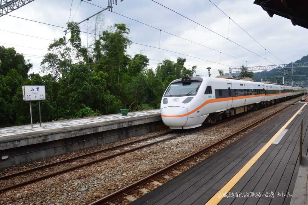 2019年的山里車站