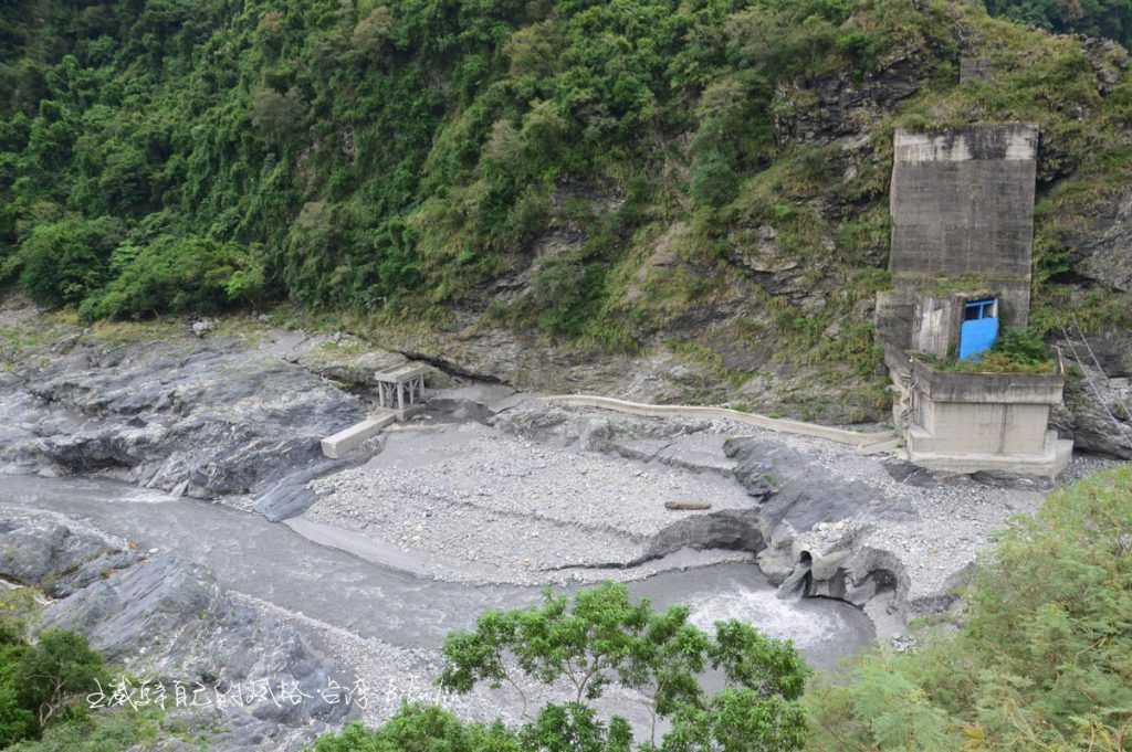 卑南上圳導水隧道入口