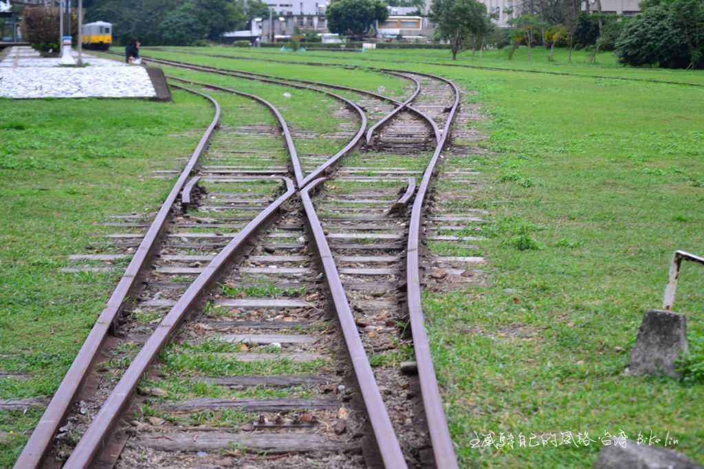 開放式可親近東部鐵道遺跡