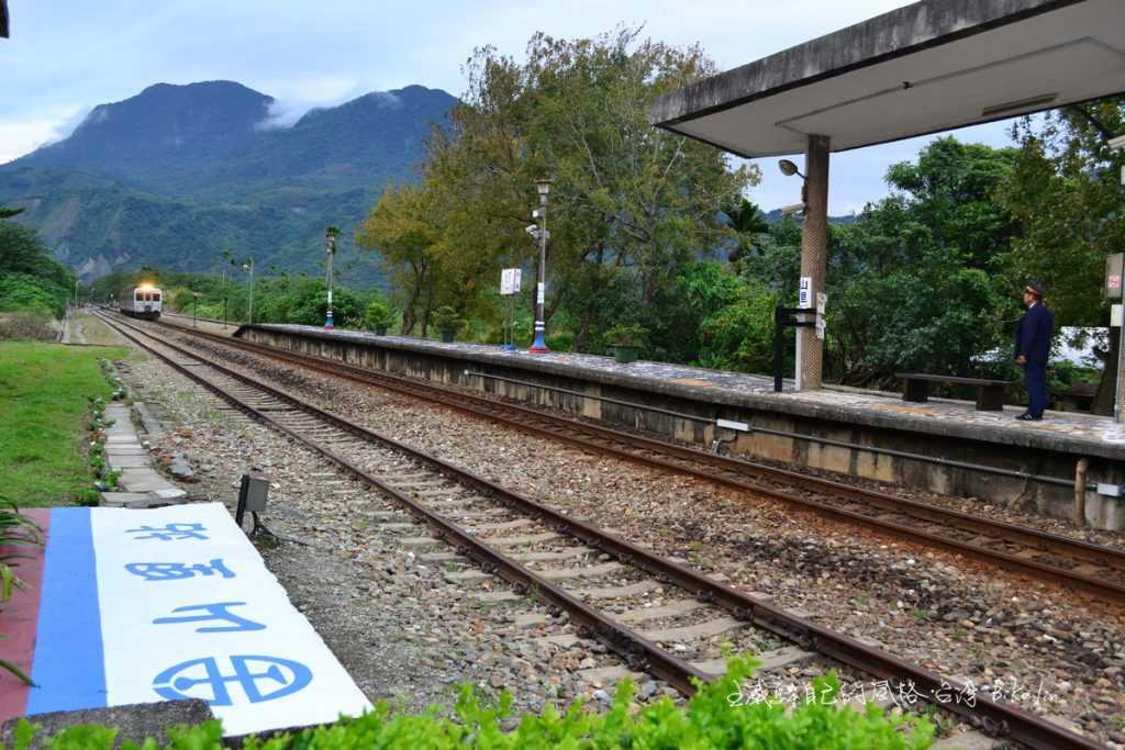 2011年的山里車站