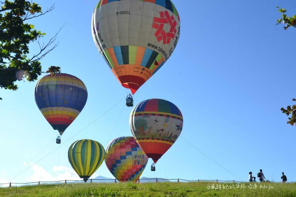 鹿野高台熱氣球嘉年華