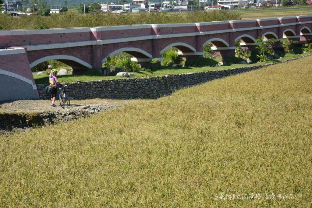 「屏東郭」的二層坪水橋