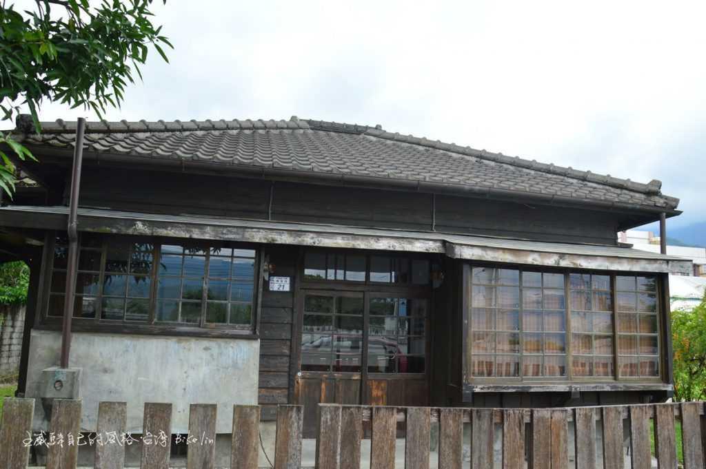 站長宿舍日式歷史建築